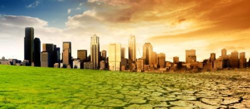 Representación del calentamiento global