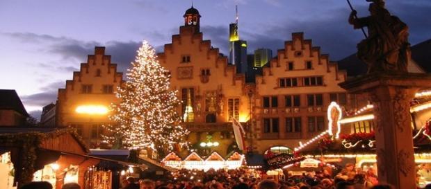 Ecco i mercatini di Natale 2015 di Francoforte.