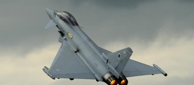 O Eurofigther, projeto europeu de defesa