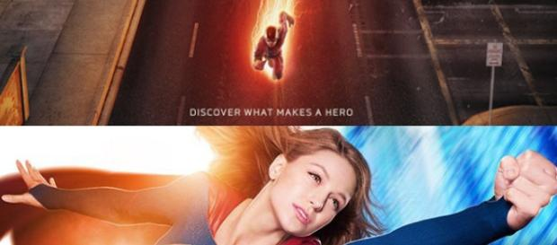 Posible crossover entre 'The Flash' y 'Supergirl'