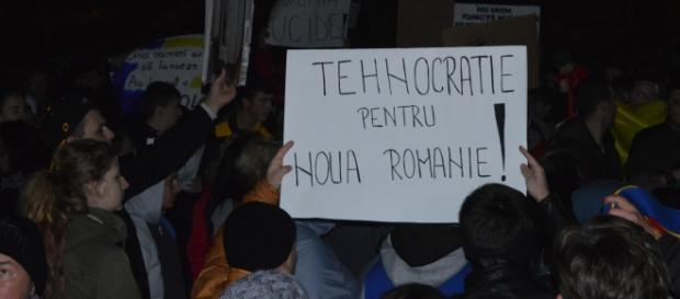 Protestatarii au cerut reforme clare