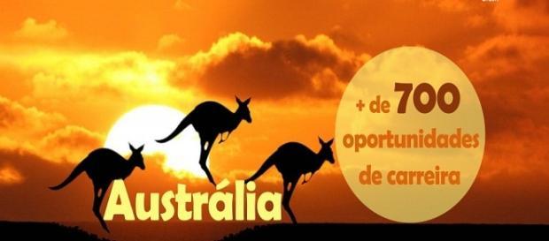 Vagas de trabalho na Austrália