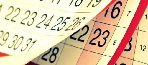 Calendario scadenze scuola dicembre 2015