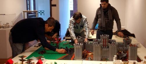 Construções a cargo dos melhores fãs da Lego