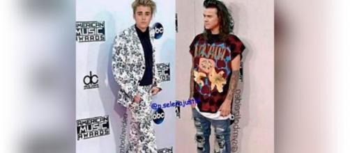 Justin Bieber critica Harry Styles