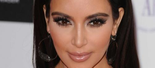 Kim Kardashian quiere verse perfecta