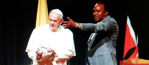 Pape François et l'Afrique mystérieuse et indécise