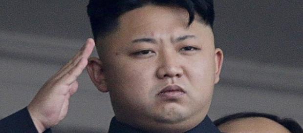 Fotografía del Dictador de Corea Kim Jong-un