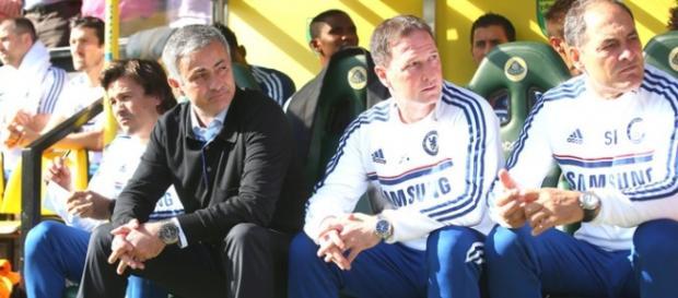 Mourinho procura subir na tabela classificativa