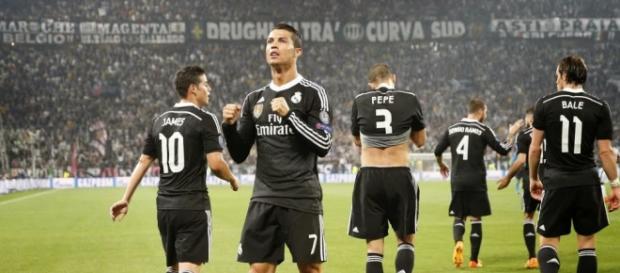 O Real Madrid quer voltar às vitórias na Liga