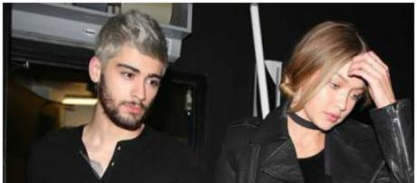 Gigi and Zayn were spotted together