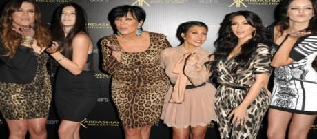las hermanas kardashian jenner