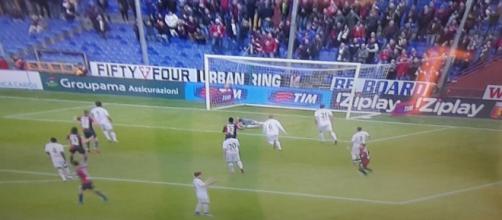 Figueiras firma l'illusorio 1-0 per il Genoa