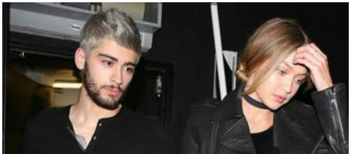 Gigi and Zayn were spotted together