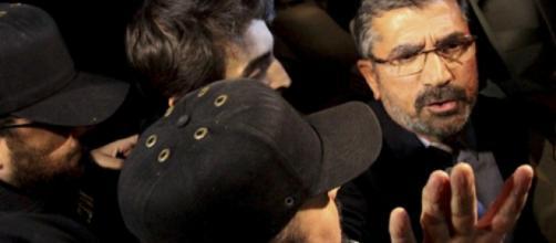 L'avvocato Tahir Elçi, ucciso ieri a Diyarbakir.