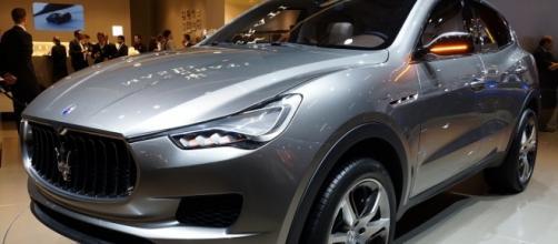 Maserati Levante: arriva nel 2016