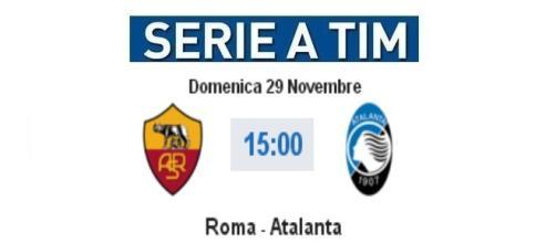 Roma - Atalanta in diretta live