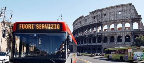 Roma: sciopero trasporti pubblici del 4 dicembre