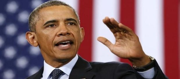 Fotografía del Presidente de los Estados Unidos