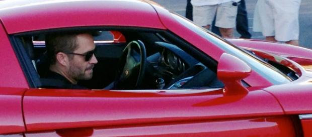 Paul Walker lost his life in a car accident.