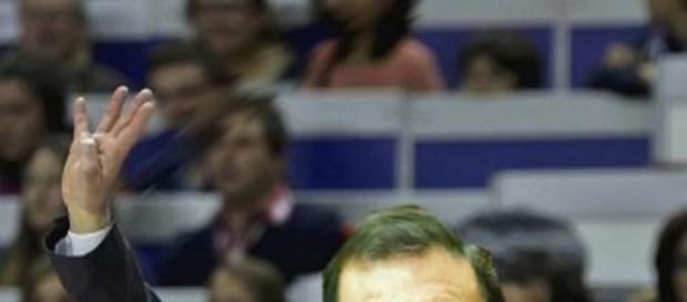Rajoy cansado de ser Rajoy....