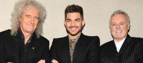 Queen e Adam Lambert juntaram-se em 2011