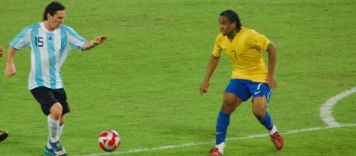 Argentina enfrentará a Brasil sin Messi
