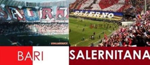 Bari-Salernitana anticipo 12^ giornata di serie B