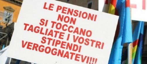 Boeri: riforma pensioni taglio vitalizi