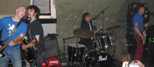 El baterista y cantante Person fundó Súper Ratones