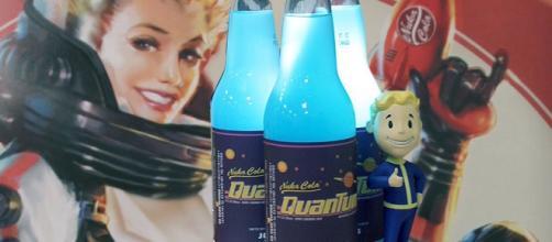 foto di Slash Gear: Nuka Cola, bevanda blu al neon
