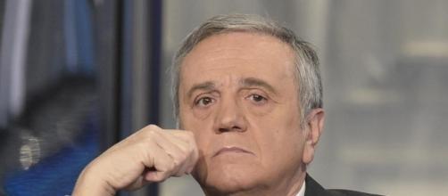 Il Presidente della Commissione Lavoro Sacconi