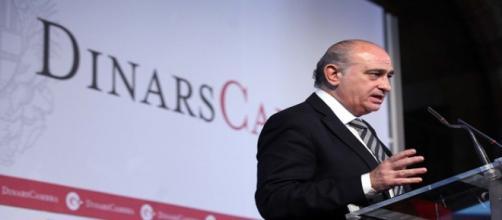 Jorge Fernández Díaz en una conferencia.