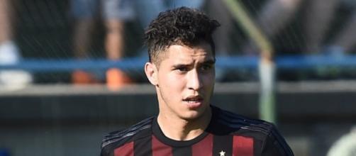 José Mauri, centrocampista del Milan