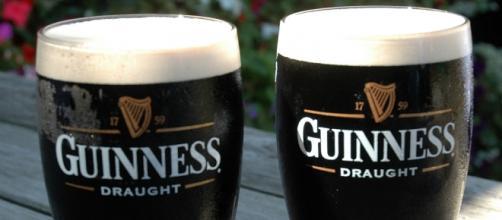 La Guinness una delle più rinomate birre scure