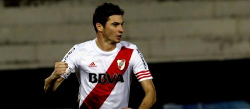 Lucas Alario, centravanti del River Plate