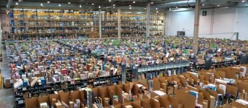 Negozio Amazon Books a Seattle, Stati Uniti