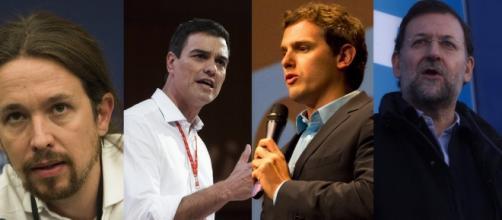 PSOE y Ciudadanos se turnan como la segunda fuerza