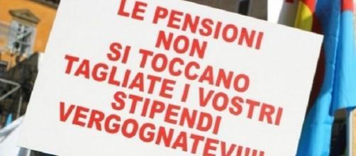Riforma pensioni 2016: Squinzi d'accordo con Renzi