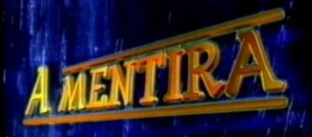 A Mentira, novela do SBT e Televisa.