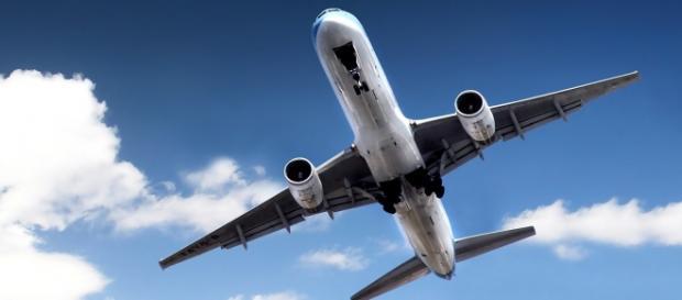 Airbus321 procedente de Egipto con destino a Rusia