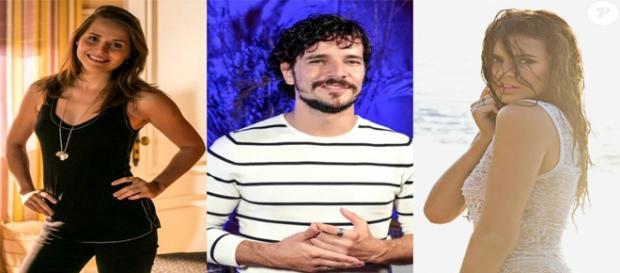 Disputa entre Letícia Colin e Bruna Marquezine