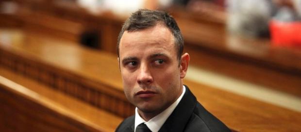Oscar Pistorius durante il processo