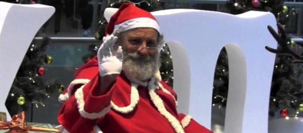 Si cerca un Babbo Natale a Roma Est