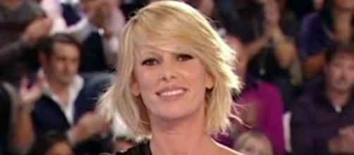 Alessia Marcuzzi, presentatrice del Gf14