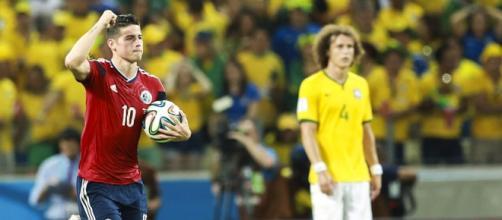 El colombiano no congenia con su entrenador