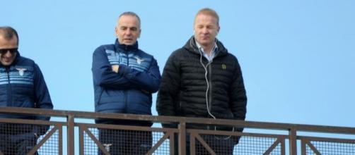 Pioli e Tare, tecnico e ds della Lazio