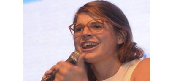 Delfina Rossi, actual directora del Banco Nación