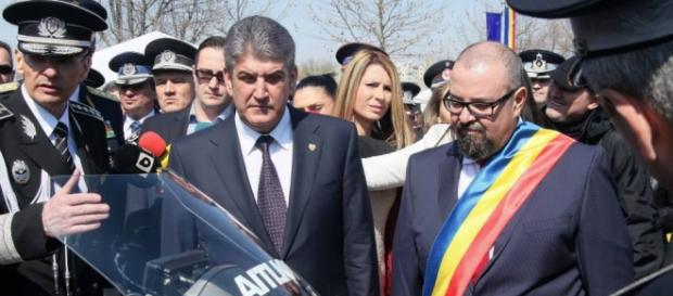 Fostul primar Cristian Popescu Piedone