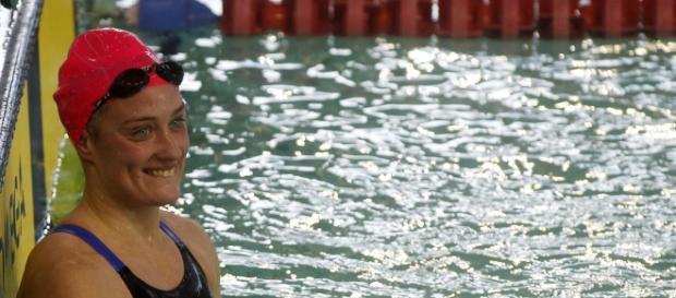 Mireia Belmonte, ya recuperada de su lesión